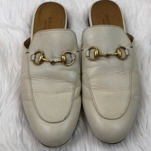 Gucci Shoes - Gucci Princetown Loafer Mule Size 36.5!!